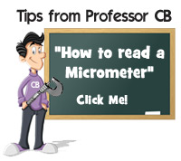 How to read an Outside Micrometer
